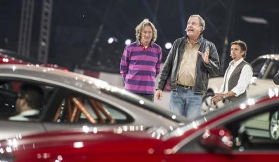 James May, Jeremy Clarkson i Richard Hammond