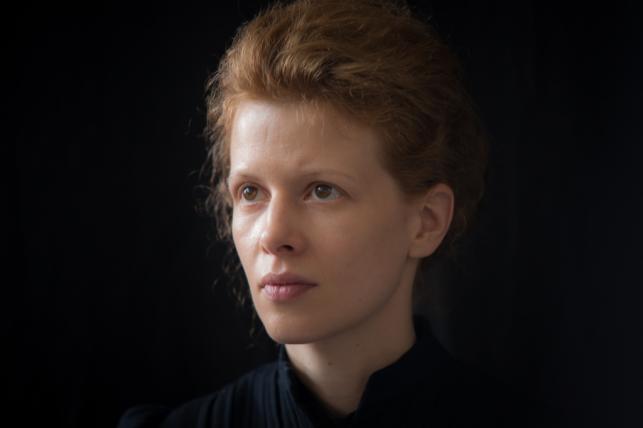 Karolina Gruszka jako Maria Curie