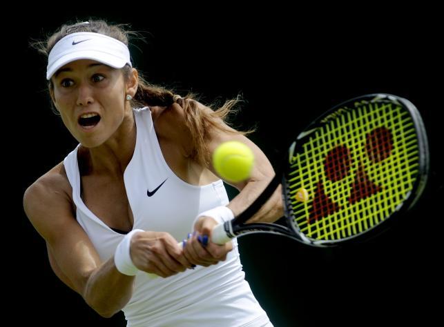 Na Wimbledonie już grają. Tenisistki pięknie prezentują się w bieli