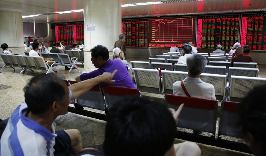 Biuro brokerskie w Pekinie