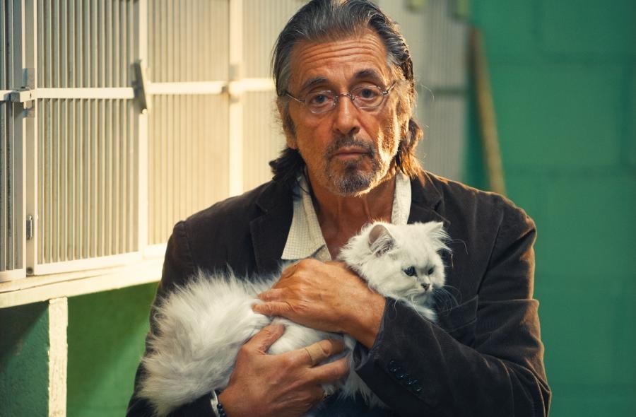 Co łączy najważniejsze role Pacino? Przeszywające spojrzenie aktora i jego zachrypły głos. No i piekielna intensywność, której nauczył się od Lee Strasberga. Grać bez dystansu, stapiać się z postacią