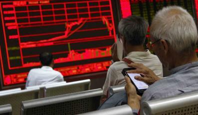 Punkt maklerski w Chinach
