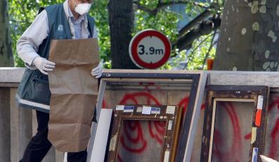 Złodzieje ukradli obrazy za 500 mln euro