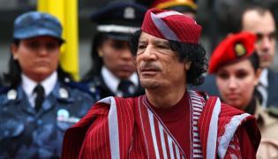 """""""Nie będzie rozmów z Kadafim zanim dyktator się nie podda"""""""