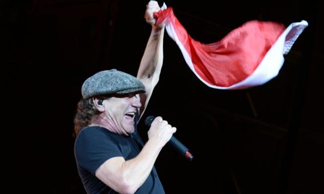 AC/DC na Narodowym: Była moc! [ZDJĘCIA]