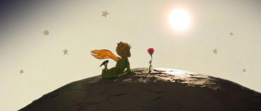 """""""Mały Książę"""" (reżyseria: Mark Osborne)"""