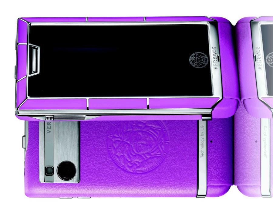 Versace i LG mają wspólny telefon