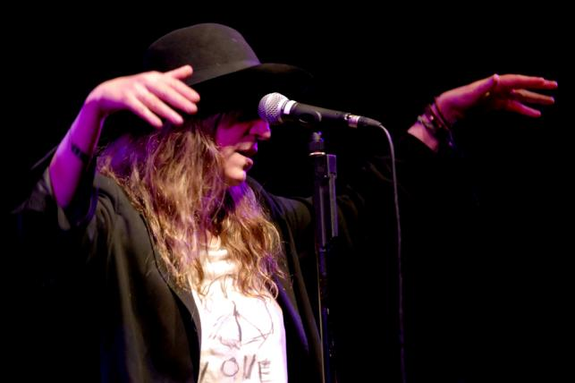 Patti Smith na finał Off Festivalu