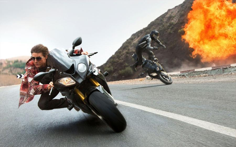 """""""Mission: Impossible – Rogue Nation"""" (reżyseria: Christopher McQuarrie)"""