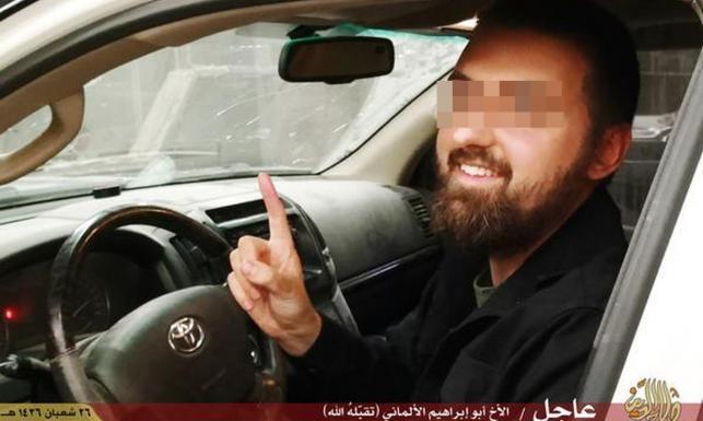 Urodzony w Polsce Jacek S. terrorystą Państwa Islamskiego. Wysadził się w samobójczym zamachu. ZDJĘCIA