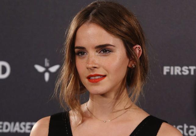 Emma Watson promowała swój nowy film w Madrycie