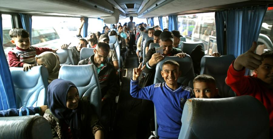 Imigranci z Syrii