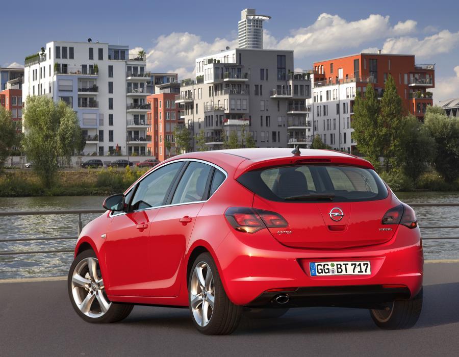 Ten Opel z Polski spali najmniej na świecie