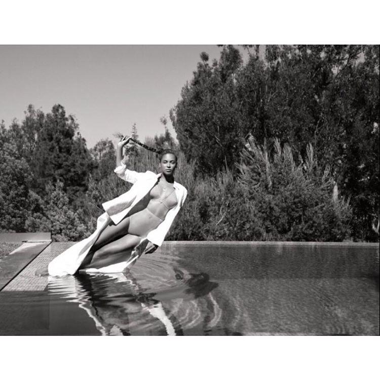 """Seksowna Beyoncé w magazynie """"Flaunt"""""""