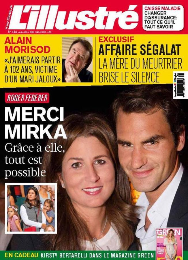 Mirka Federer, żona tenisisty Rogera Federera
