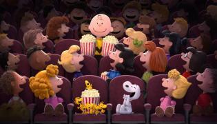 Fistaszki wkraczają do kin