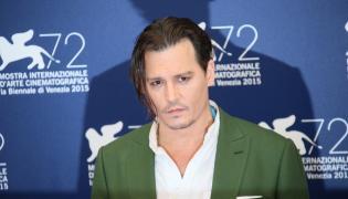 Johnny Depp chce być gwiazdą rocka