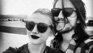 Młodzi małżonkowie: Frances Bean Cobain i Isaiah Silva