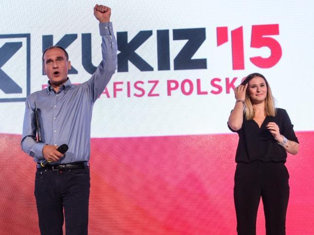Pola Kukiz i Paweł Kukiz