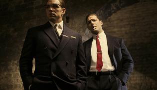 """""""Legend"""": Tom Hardy podwójną legendą"""