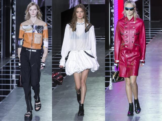 Louis Vuitton - kolekcja wiosna/lato 2016