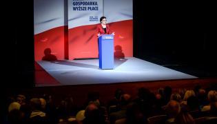 Premier Ewa Kopacz wzięła udział w konwencji regionalnej PO w Stargardzie Szczecińskim