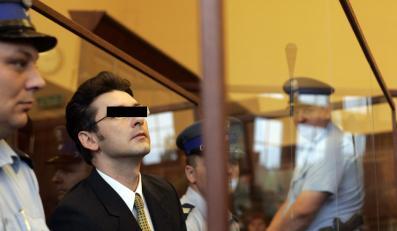 Krystian B. skazany na 25 lat za zabójstwo, które opisał w swojej książce