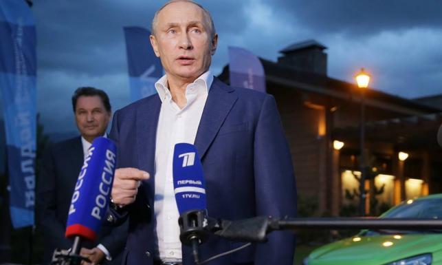 Rosyjski gigant podnosi głowę, świętuje i rusza z eksportem! Władimir Putin zachwycony