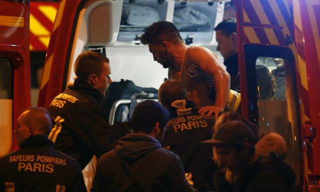 Seria ataków terrorystycznych w Paryżu! Jest bardzo wiele ofiar [ZDJĘCIA]