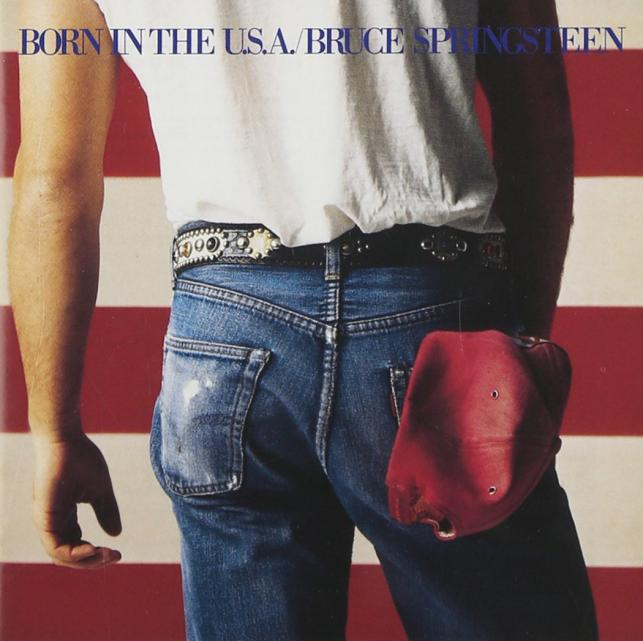"""5. """"Born In The U.S.A."""" – Bruce Springsteen"""