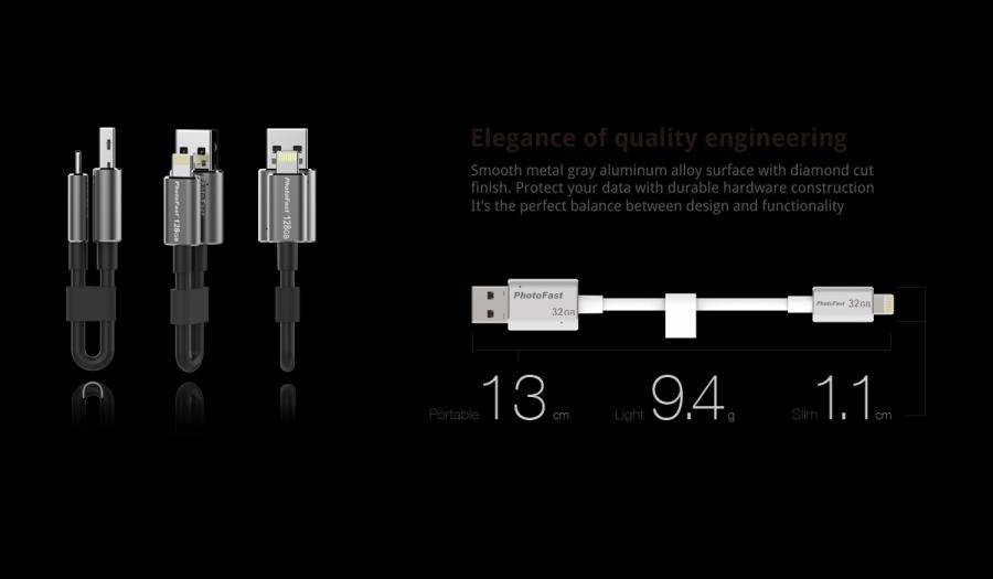 PhotoFast Memory Cable
