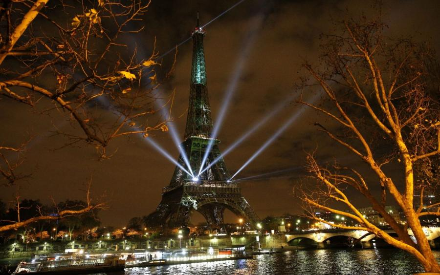 Paryż - Wieża Eiffla
