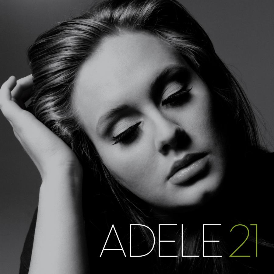 "1. ""21"" Adele –11.176.000"