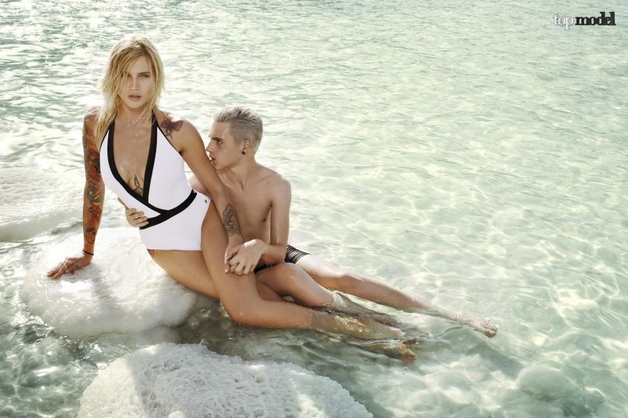 Top Model: Radek Pestka i Karolina Gilon