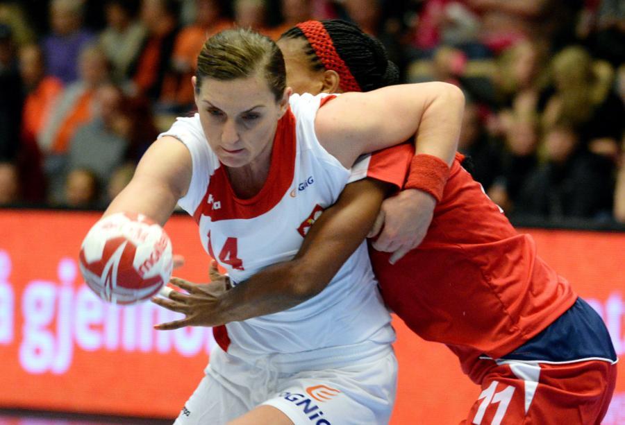 MŚ w piłce ręcznej kobiet: Polki na inaugurację turnieju pokonały Kubanki