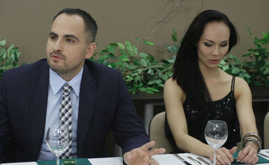 Agustin Egurrola, Nina Tyrka