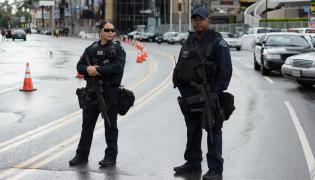 Policja w Los Angeles