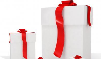 Jaki prezent najtrudniej zapakować?