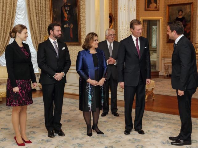 Rodzina książęca Luksemburga