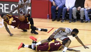 Cleveland Cavaliers - Houston Rockets