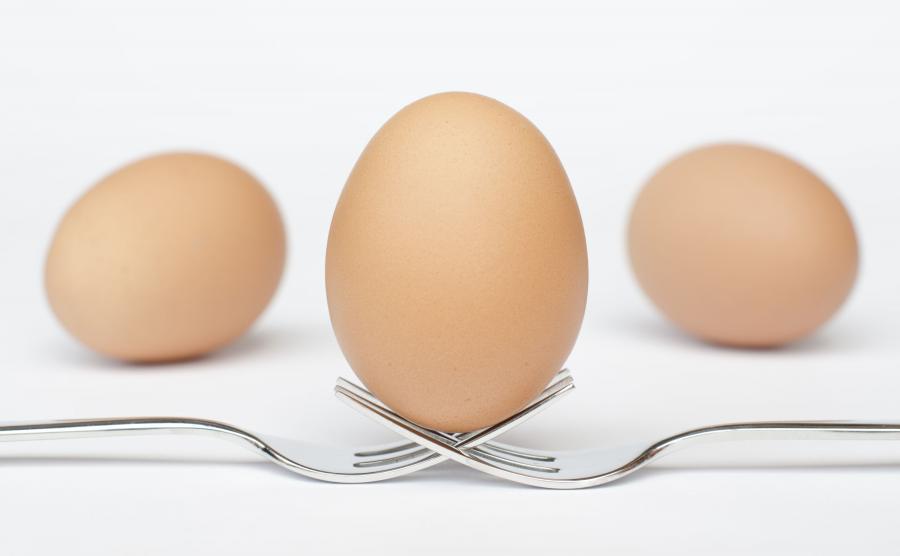 Jajka mają dobry wpływ na wzrok – FAKT