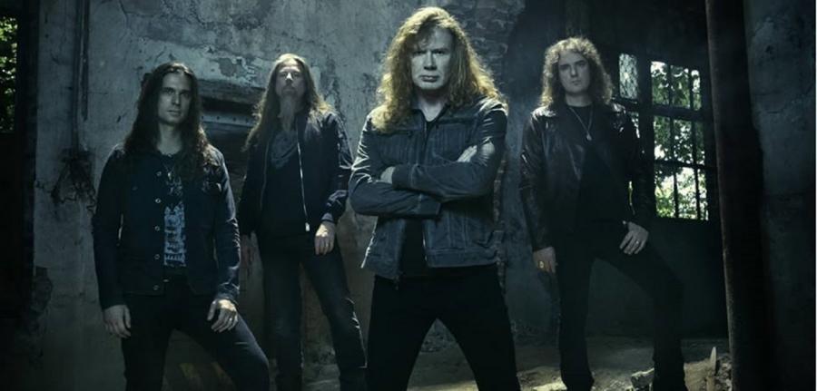 Megadeth poniżej pewnego poziomu nie schodzi