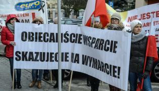 Protest kupców