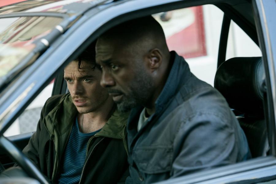 Richard Madden i Idris Elba w filmie \
