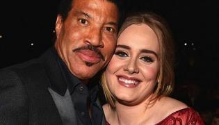 Adele i Lionel Richie razem na Grammy 2016