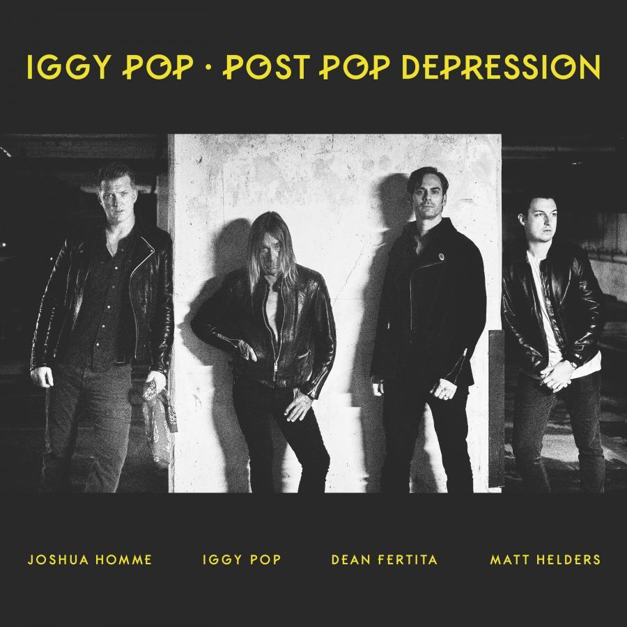 Iggy wciąż ma muzycznie wiele do pokazania