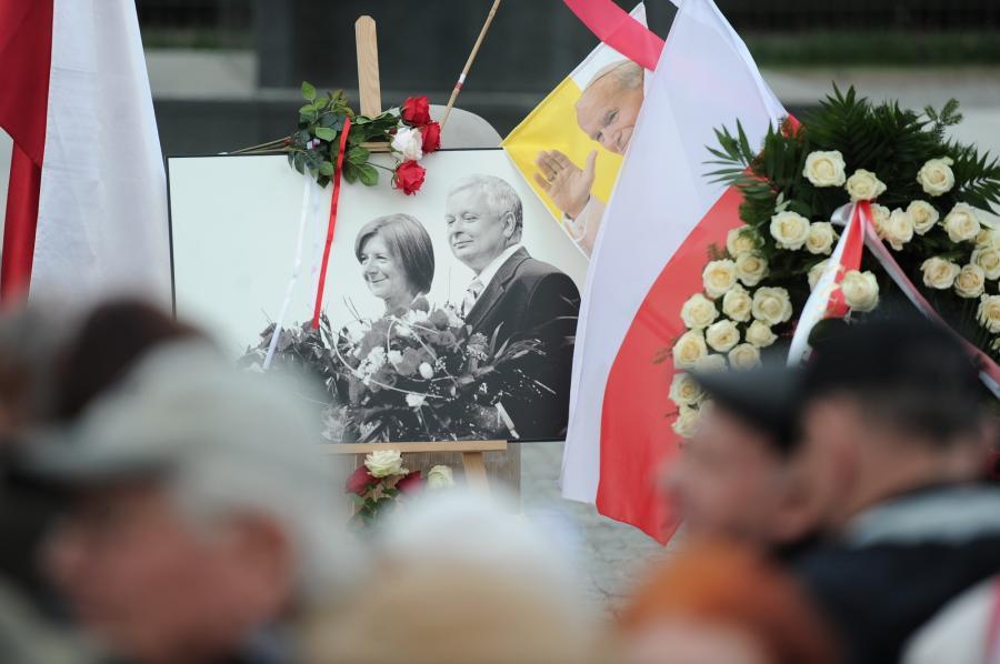 Znamy program obchodów rocznicy katastrofy smoleńskiej