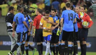 Neymar Jr. i Luis Suarez