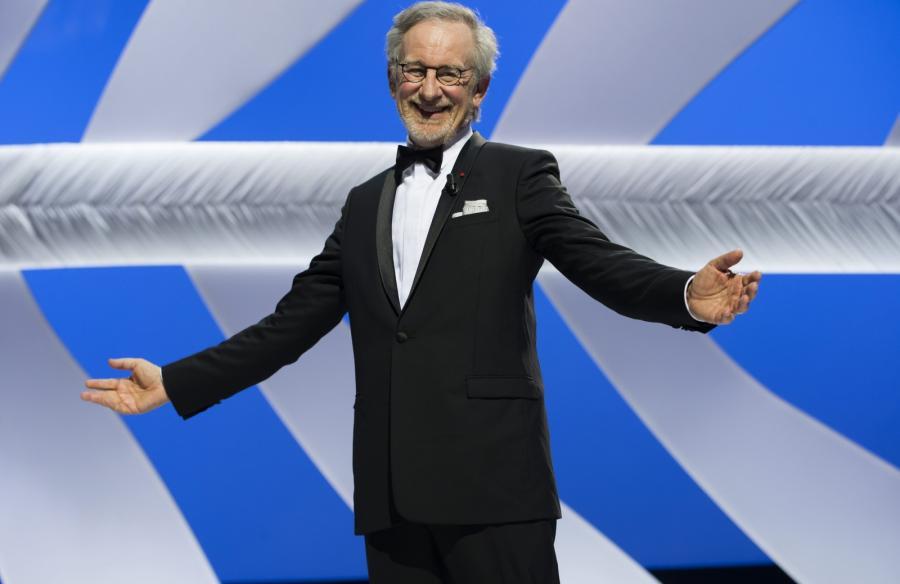 Steven Spielberg przedstawi swe nowe dzieło –\