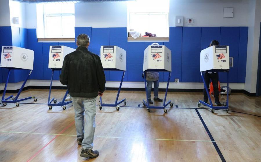 Prawybory w Nowym Jorku